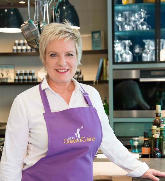 Die agentur anke l tkenhorst gmbh next queen of cuisine for Cuisine queen